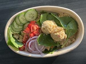 Un-Tuna Quinoa Bowl
